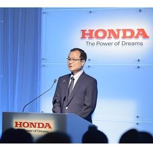 Al presidente de Honda le pasan factura los fallos de los airbags y dimite como CEO