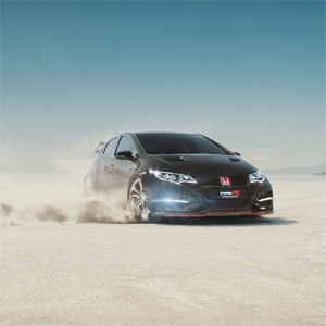 Honda pisa a fondo el acelerador en la campaña más rápida del mundo