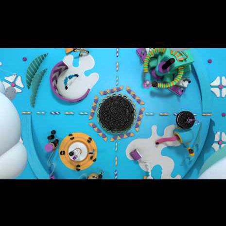 """Nace """"Juega con Oreo"""", campaña para fomentar la diversión en todo el mundo"""
