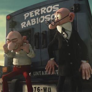 Campaña multimedia en Atresmedia de Mortadelo y Filemón, ganadora del Goya al mejor film de animación