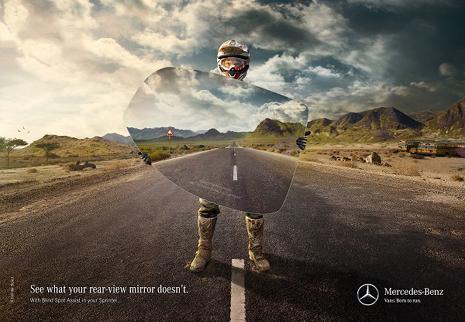 Mercedes benz espejo 1