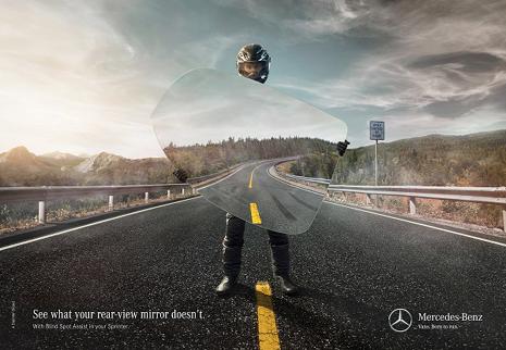 Mercedes benz espejo 2