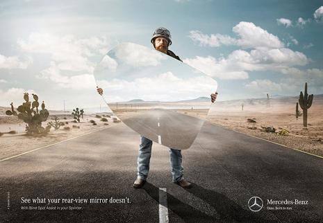Mercedes benz espejo 3