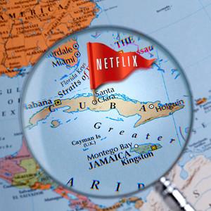 Netflix saluda a Cuba, el nuevo país en el que aterriza