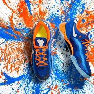 Nike convierte una esquina de una calle de Nueva York en una interactiva caja de zapatos gigante