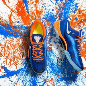 Nike convierte una esquina de una calle de Nueva York en una interactiva caja de zapatillas gigante