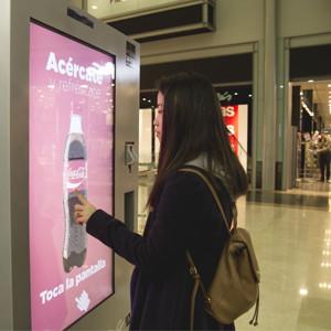 La tecnología y el Brand Experience revolucionan el concepto de las máquinas vending en España
