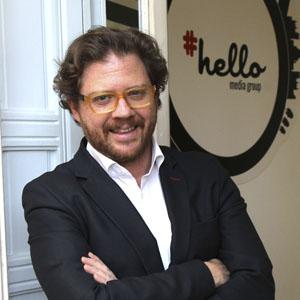Víctor Colomer, máximo responsable de desarrollo de negocio de Hello Media Group