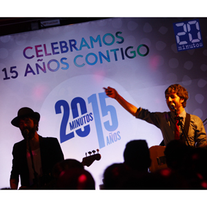 XV Aniversario_Sidonie