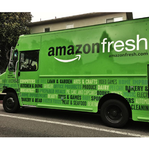 Amazon quiere camiones que sean fábricas con impresoras 3D que creen los productos para acelerar las entregas