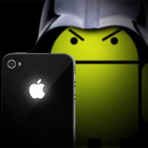 iOS y Android devoraron en solitario el 96,3% del mercado de los smartphones en 2014