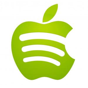 Apple planea lanzar un servicio en streaming que derroque a Spotify