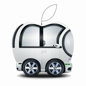 El sector automovilístico tiembla ante la irrupción de los coches de Apple que veremos en 2020