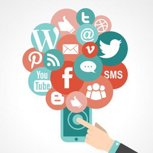 Las marcas utilizan las redes sociales 5 veces más que en el 2013, especialmente en Facebook #IABEstudioMarcas