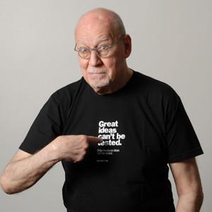 Así es George Lois, el Don Draper de carne y hueso