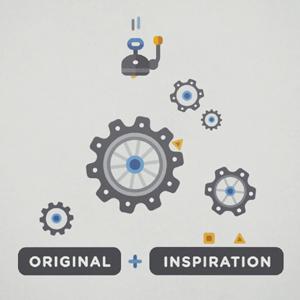 originalidad inspiración creatividad