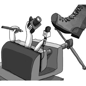 periodismo muerte