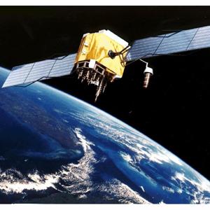 servidores en el espacio satelites artificiales