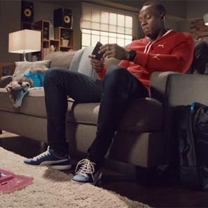 ¿Qué tienen en común Usain Bolt y unos pequeños mapaches? Virgin Media tiene la respuesta