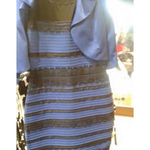 LEGO zanja el debate del día sobre el color del vestido