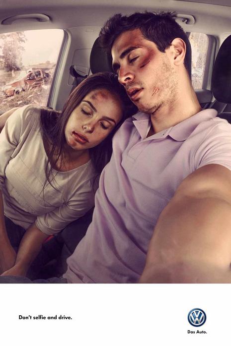 volkswagen selfie 1