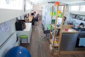 10 startups cuyas rompedoras oficinas dejan a la altura del betún a los tradicionales cubículos