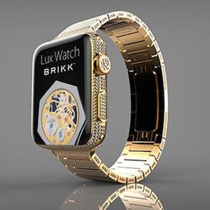 Diamantes y oro: el Apple Watch de lujo costará 114.995 dólares