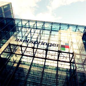 Axel Springer: el papel la vio nacer, pero lo digital es ya el principal sustento de esta empresa