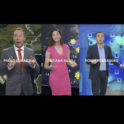 Del Campo Saatchi & Saatchi invita a meteorólogos de París, Milán y Madrid a enfrentarse al 'Desafío del Clima'