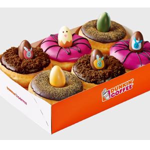 Dunkin' Coffee lanza su edición especial de Pascua