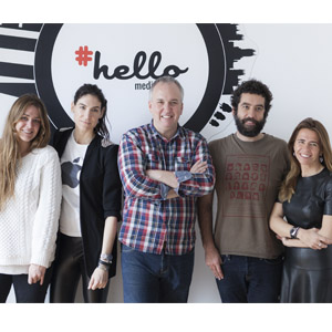 Hello Media Group compra la agencia digital creativa The Fact