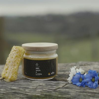 Jalea a la Real: la miel de la afición