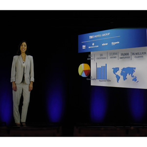 NH Collection Constanza - Holografía 3D