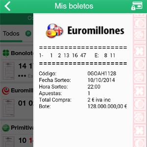 TuLotero, la única app que le permite adquirir su número de la suerte