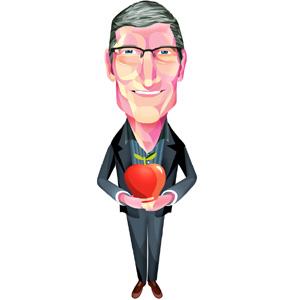 Tim Cook, CEO de Apple, donará toda su fortuna, valorada en 785 millones de dólares