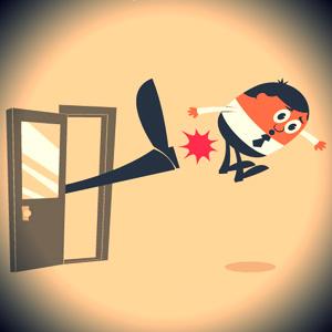 """4 señales inequívocas de que su agencia necesita """"dar puerta"""" a ese cliente horrible que le trae de cabeza"""