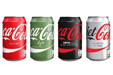coca cola europa