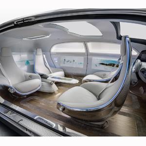 El coche autónomo, un proyecto que ya ofrece oportunidades a los anunciantes