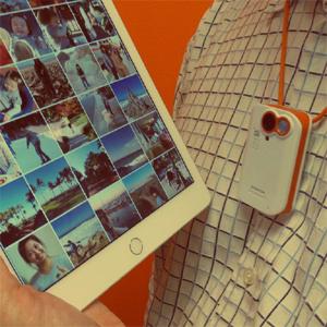 """""""Ojos"""" que todo lo ven y """"mirillas"""" inteligentes: los 10 gadgets más """"frikis"""" del #MWC15"""