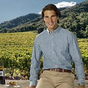 Rafa Nadal se embolsará 1,4 millones de euros por promocionar jamón, vino y otros productos de la marca España