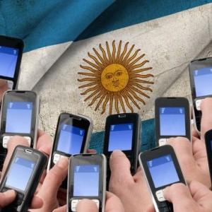 teléfonos móviles Argentina consumidores argentinos smartphones