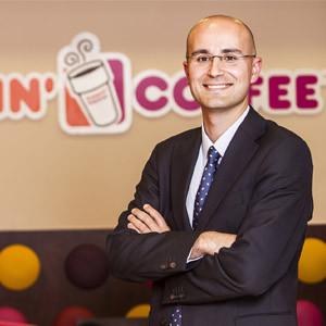 Alejandro Cordero, nuevo director general de Dunkin' España