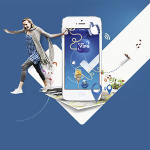 Club Vips apuesta por el móvil y lanza una innovadora app multimarca