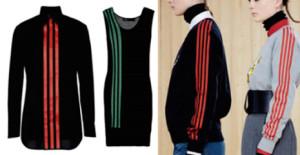 Adidas demanda a Marc Jacobs por copiar sus icónicas tres líneas en algunos diseños