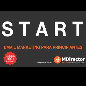 """E-mail marketing para principiantes"", nuevo eBook descargable de Mdirector"