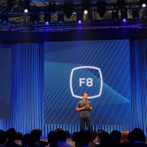 F8 FACEBOOK CONFERENCE
