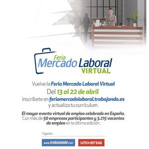 Vuelve la feria virtual de empleo más importante de Iberoamérica