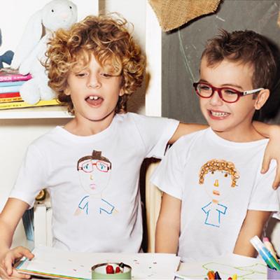 Garvalín dedica a los niños que son niños su nueva campaña primavera/verano '15
