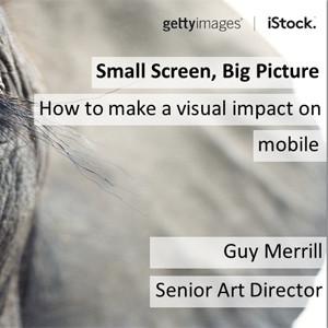 Seminario online de Getty Images sobre impacto visual en el entorno móvil