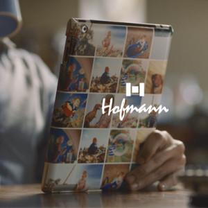 Hofmann estrena campaña en televisión